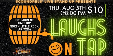 Laughs On Tap at The Joint tickets