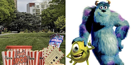 Movie Night at the Garden: Monsters, Inc. tickets
