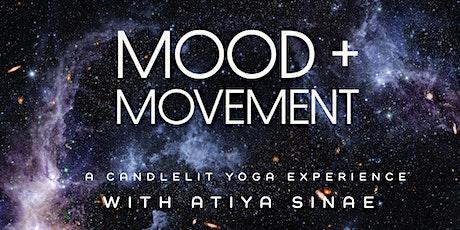 Mood + Movement Candlelit Yoga tickets