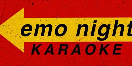 Emo Night Karaoke in Nyack 10/1 tickets