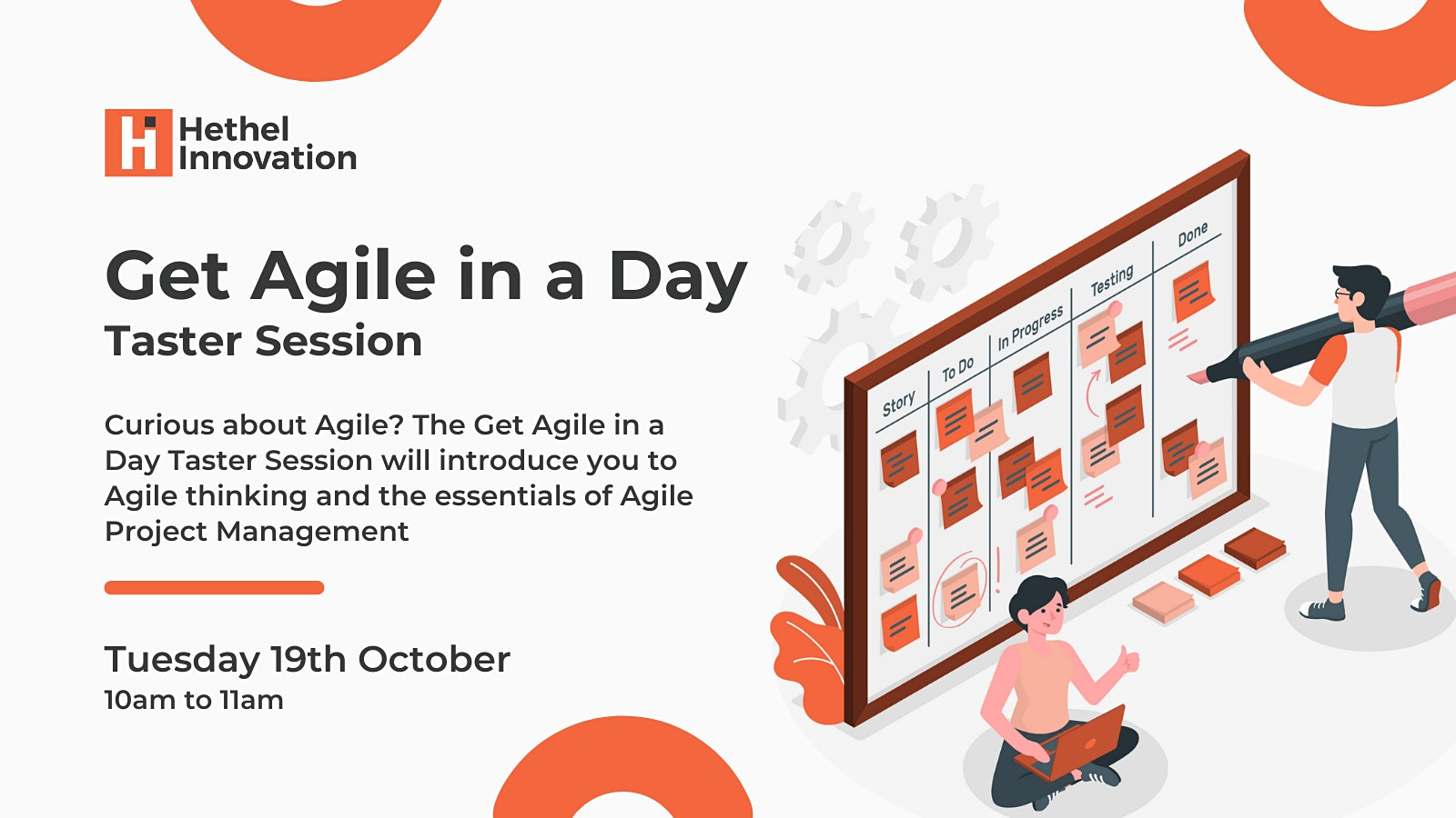 Get Agile in a Day: Taster Session