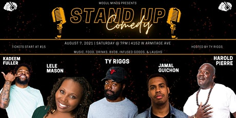 Outside Outside Comedy Show #6  Presented by Mogul Minds & Ty Riggs tickets