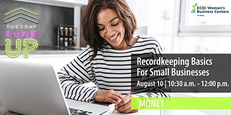 Recordkeeping Basics For Small Businesses tickets