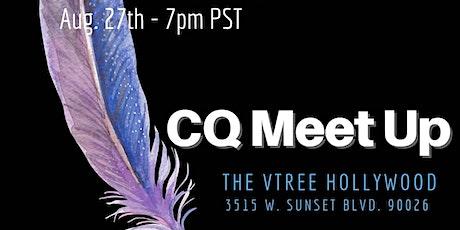 CQ: Meet  Up tickets