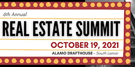 Commercial Real Estate Summit 6th Annual tickets