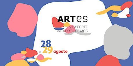 """Workshop de Desenho """"Diários Gráficos"""" Mário Linhares bilhetes"""