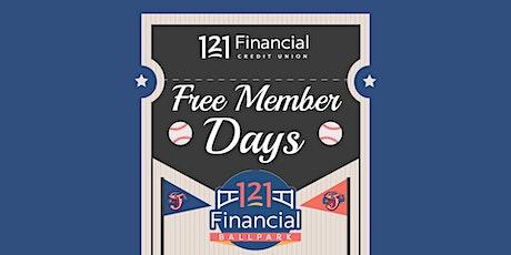 Free Member Day - Jacksonville Jumbo Shrimp tickets