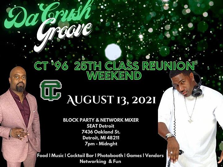 Da Crush Groove :  96 Class Reunion Weekend image