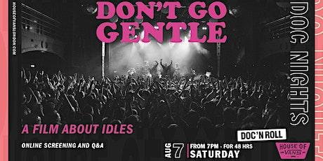 Doc Nights: Don't Go Gentle tickets