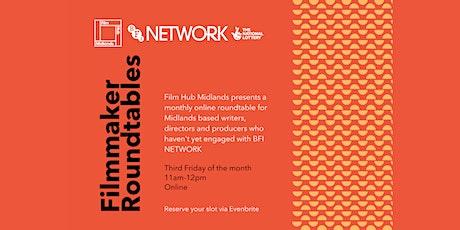 Online Midlands Filmmaker Roundtable tickets
