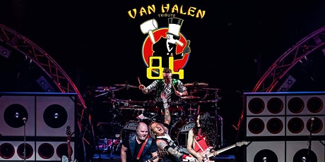 84 (The Van Halen Tribute) tickets