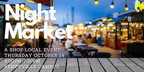 My Local Markets- Outdoor Night Market October 14th 2021 tickets