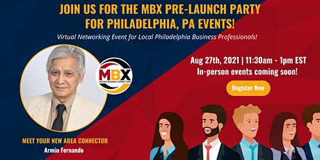 Pre-Launch Party for Philadelphia, PA Networking Events! tickets