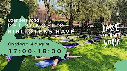 Yoga i Det Kongelige Biblioteks Have tickets