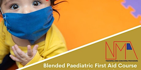 Blended Paediatric First Aid Course tickets