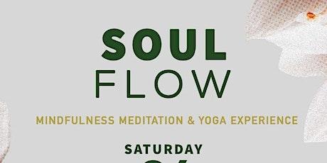 Soul Flow : Mindfulness Meditation & Yoga Experience tickets