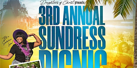 3rd Annual Sundress Picnic tickets