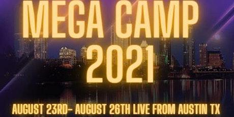 Mega Camp Mega Agent Panel tickets
