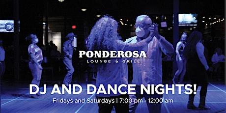 DJ and Dance Night tickets