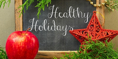 Healthy Holiday Cooking Tips tickets