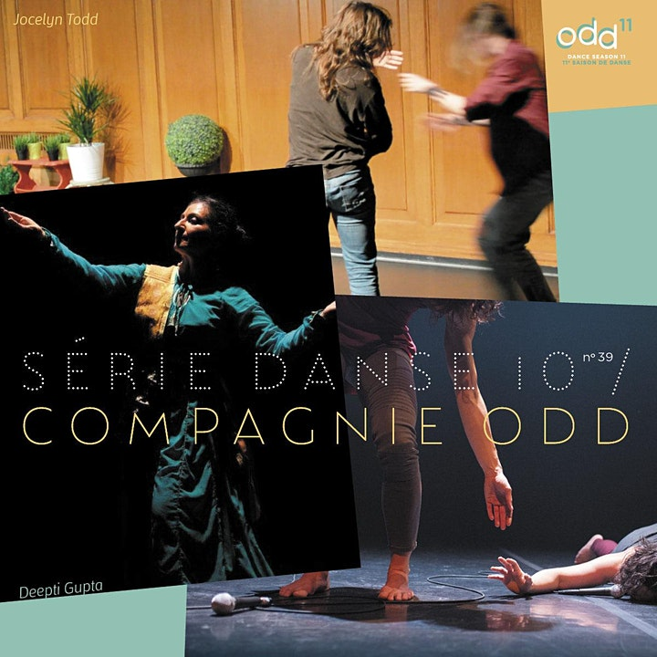 SERIES DANCE 10 #39 & COMPAGNIE ODD image