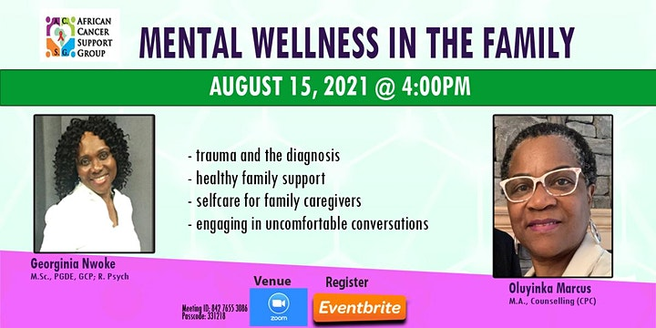 Mental Wellness in the Family image