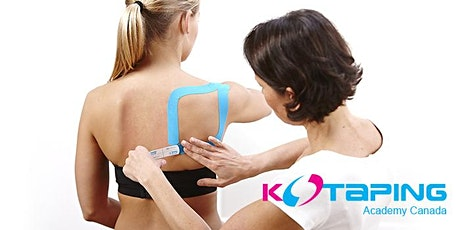 In Person K-Taping Pro | Toronto (ON) | 16-17 October 2021 tickets