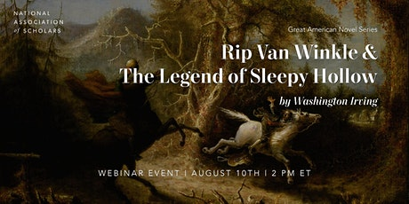The Great American Novel Series: Rip Van Winkle and Sleepy Hollow tickets
