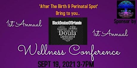 Black Doulas Of Orlando Wellness Conference tickets