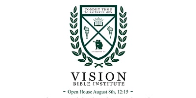 Vision Bible Institute Luncheon