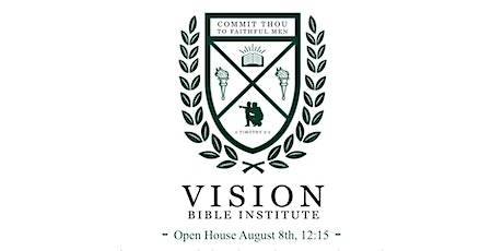 Vision Bible Institute Luncheon tickets