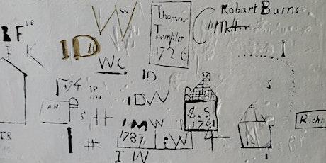 Online - Hidden in Plain Sight: Historic Graffiti in the City of London tickets