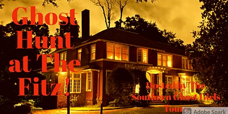 Halloween Ghost Hunt/Paranormal Investigation at The Fitz! Montgomery, Al. tickets