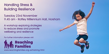 Handling Stress and Building Resilience tickets