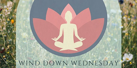 Wind Down Wednesday: Therapeutic, Trauma-informed Yoga tickets