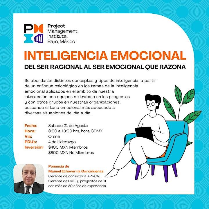 Imagen de Taller Inteligencia Emocional -Del ser racional al ser emocional que razona