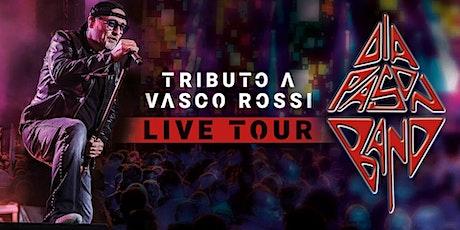 Diapason Band Tributo a Vasco al Giardino Per Tutti biglietti