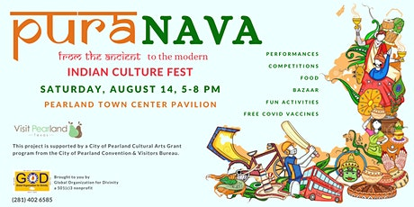 PURANAVA 2021 - Indian Culture Fest tickets