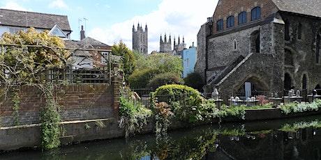 Canterbury and English Village Life - A Live Virtual Tour tickets
