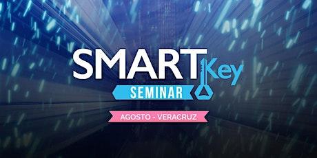 Seminario Smart Key - Veracruz entradas