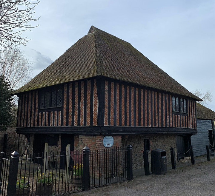 Canterbury and English Village Life - A Live Virtual Tour image