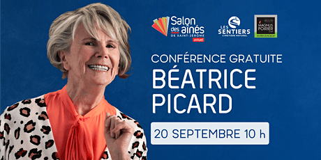 Conférence gratuite de Béatrice Picard tickets