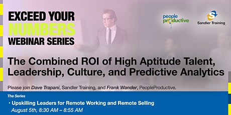 EYN Series: Upskilling Leaders for Remote Working and Remote Selling. bilhetes
