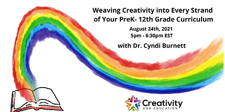 Weaving Creativity into Every Strand of Your Prek- 12th Grade Curriculum tickets