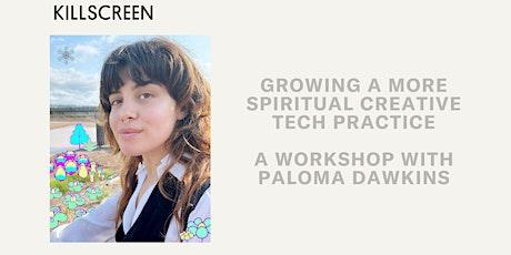 Growing a More Spiritual Creative Tech Practice tickets