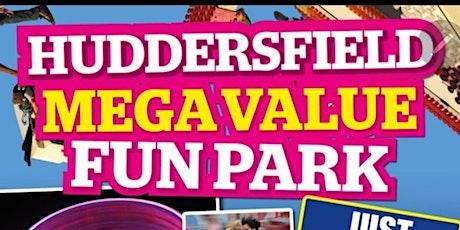 Huddersfield  Mega Value Fun Parks tickets