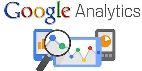 Free!! Intro to Google Analytics - Webinar tickets