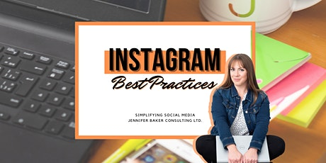 Instagram Best Practices: Social Media Webinar tickets