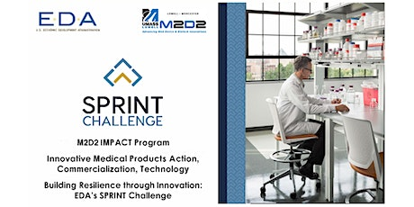 M2D2 IMPACT Pitch Event tickets