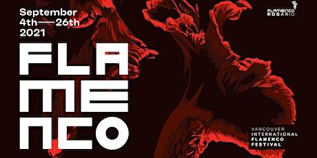 Vancouver International Flamenco Festival 2021 tickets